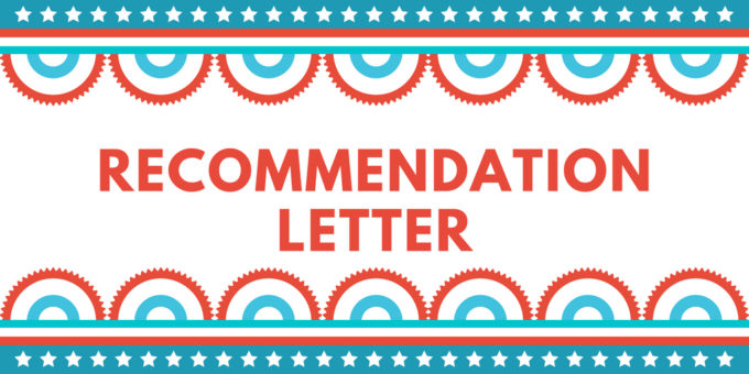Latest Recommendation Letter Sample [Download]